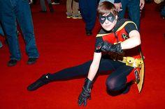 New York Comic-Con Cosplay: Robin