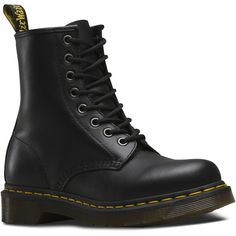 Dr. Martens 1460 Lace Low Boot ($135) ❤ liked on Polyvore featuring shoes, boots, ankle booties, black, black lace booties, lace ankle booties, low boots, black booties and lacy boots