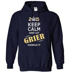 2015-GRIER- This Is YOUR Year - #tee spring #grey tee. SAVE => https://www.sunfrog.com/Names/2015-GRIER-This-Is-YOUR-Year-pwhkhtksaf-NavyBlue-13737494-Hoodie.html?68278