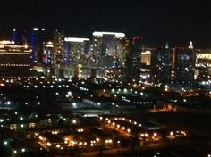 Vegas / picture from Palms