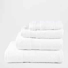 Handdoek van Katoen Egyptisch - Handdoeken en badjassen - Bad   Zara Home België