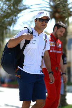 Felipe Massa Williams  F1 Team