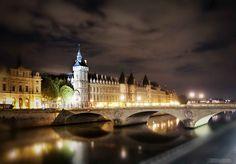 Photos of Paris at Night