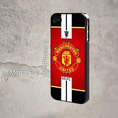 Manchester United Football Club Iphone 5 Case | merchfire - Accessories on ArtFire