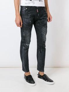 Dsquared2 'Tidy Biker' jeans