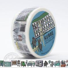 KUBBE Masking tape Museum