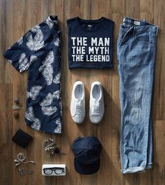 Men's Summer Style at Old Navy