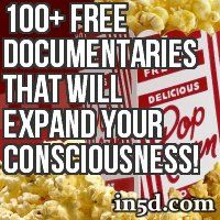 Do you feel like having a 'Movie Night' without Hollywood? Here is a list of 100 plus consciousness expanding documentaries that will assist you in your evolution, all of which can watched for free online in the links below. Enjoy!