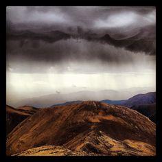 Pluja sobre la vall de Núria Mountains, Nature, Travel, Places, Naturaleza, Viajes, Trips, Off Grid, Natural