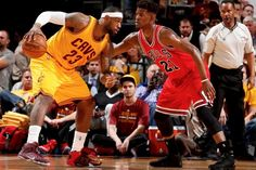 Bulls vs. Cavaliers: Game 2 Score and Twitter Reaction from 2015 NBA Playoffs