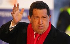 Hugo Chavez - standing up against the satanic zionist empire
