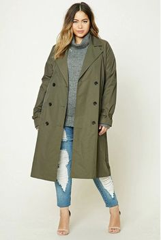 40ff59f244450 Get Your Coat Game Up! Here are 15 Plus Size Coats Ready For Winter