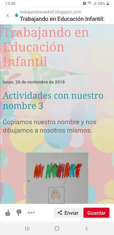 160 Ideas De Adaptación Adaptación Educacion Infantil Actividades Para Preescolar