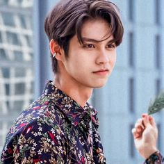 Foolish Asian Drama Life : Bright Vachirawit Chivaaree Handsome Faces, Handsome Boys, Bright Wallpaper, Bright Pictures, Handsome Prince, Boy Poses, Thai Drama, Comic, Asian Actors