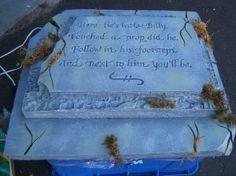 Basic tombstone tutorial