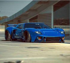 Best Sports Cars : Illustration Description Ford GT