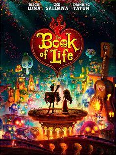 The Book of Life / La Légende de Manolo