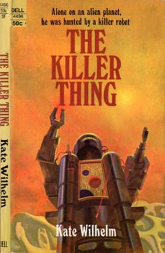 Paul Lehr's cover for the 1968 edition