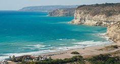 Kourion beach - Cyprus