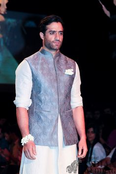 Groomed to Perfection: LFW Menswear Edition {from Lakme Fashion Week 2014}
