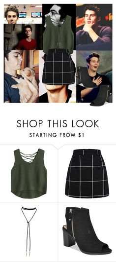 """Dylan O'brien💗"" by cole-sprouse-is-life ❤ liked on Polyvore featuring American Rag Cie"