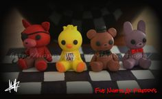 Five Nights At Freddy's (for sale) by HappyMach on DeviantArt