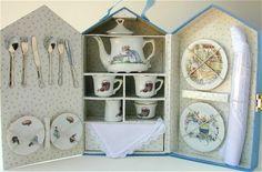ww.childs-tea-set.com  Brambly Hedge Collector Set for 2