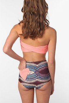 Lolli Heart Bikini urban outfitters