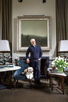 Bobby McAlpine's Modern Home: A. Hays Town Award Winner Bobby McAlpine