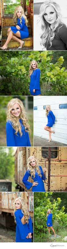 d-Squared Designs St. Louis, MO Senior Photography. Fashion senior. Gorgeous blonde. Senior photography.