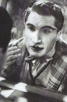 Filmszene, Joseph Schmidt, Heut ist der schönste Tag in meinem Leben II 1936 Wien.