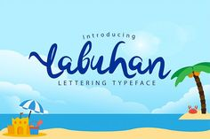 Labuhan from FontBundles.net