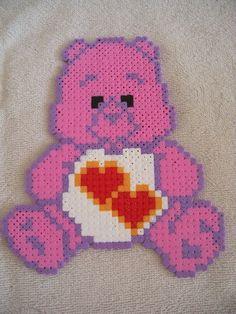 Care Bear hama beads by Supercrea