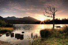 Morning on the lake II Celestial, Explore, Mountains, Sunset, Nature, Travel, Outdoor, Outdoors, Naturaleza