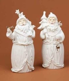 4 Santa Figures by Gordon Companies, Inc. $103.50. Shipping Weight: 4.00 lbs. This product may be prohibited inbound shipment to your destination.. Please refer to SKU# ATR25770854 when you inquire.. Picture may wrongfully represent. Please read title and description thoroughly.. Brand Name: Gordon Companies, Inc Mfg#: 30698242. 4 Santa Figures/8''H x 4.5''W x 3.5''D/made of resin/glass/you get 2 of each figure shown