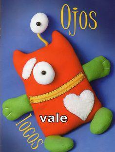 muñecos y juguetes de tela-año6-no61-gracias Vale !!! - Marcia M - Álbuns da web do Picasa