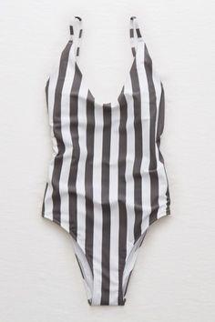 55561c6a1c0 Aerie Voop One Piece Swimsuit Flattering Swimsuits, Plus Size Swimsuits, One  Piece Swimsuit Flattering