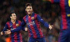 Neymar y la verticalidad del Barcelona