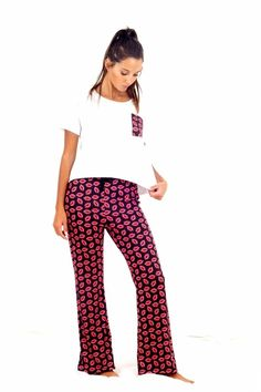 d19236479 Pijama París Oxford + MC - Comprar en UNCANNY PIJAMAS