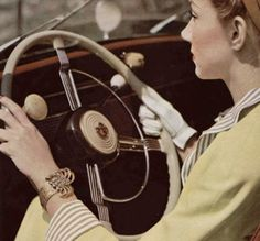 History of Jewelry / The 1940s - Faubourg-Saint-Germain