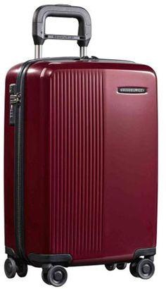 Briggs & Riley   Sympatico   Reisekoffer   53 x 36 x 23 cm   in rot, blau & schwarz erhältlich   #Reisegepäck