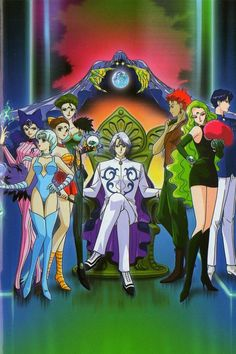 Sailor Moon R / Season 2