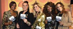 Nieuwste single Ladies of Soul uitgereikt door Dennis van der Geest