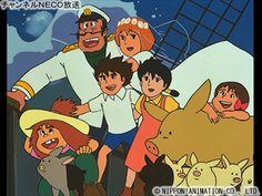 日本アニメーション40周年記念 | NIPPON ANIMATION