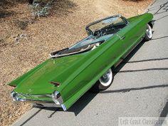 '62 Cadillac Series 62 Convertible