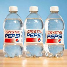 Crystal Pepsi Is Coming Back To Make All Your '90s Dreams Come True
