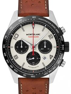 2be4ac155f5 Montblanc TimeWalker Manufacture Chronograph Relógios Masculinos
