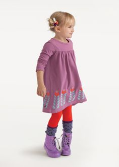 Girls Clothing | Tea Collection  Love this!  #makingtheworldcuter