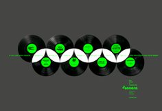 Sonora | All music is connected by Rodrigo Mendes, via Behance