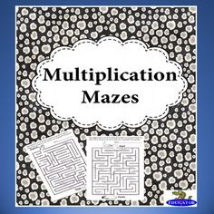Students can have fun, practice multiplication, and sort even and odd answers…